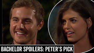 Bachelor Spoilers: Peter Picks Madison On The Bachelor 2020
