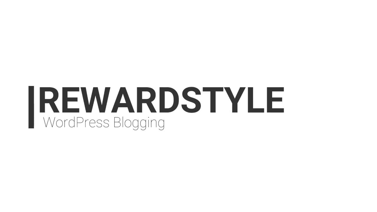 #RewardStyle Tutorial - How to add a shop to #wordpress with RewardStyle  Plugin | Fiona McGuire
