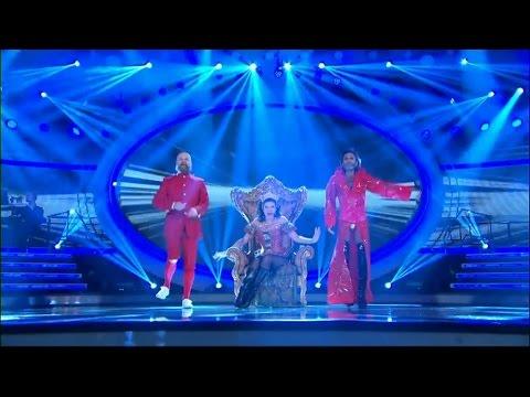 Här kuppar Alexander Bard och Army of Lovers sig in i Idol  Idol Sverige TV4
