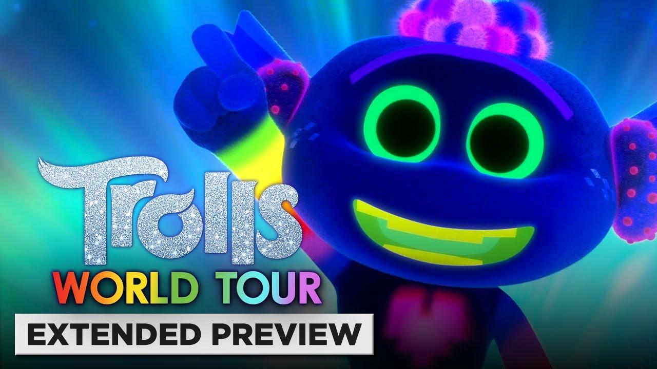 Download Trolls World Tour   Underwater Concert