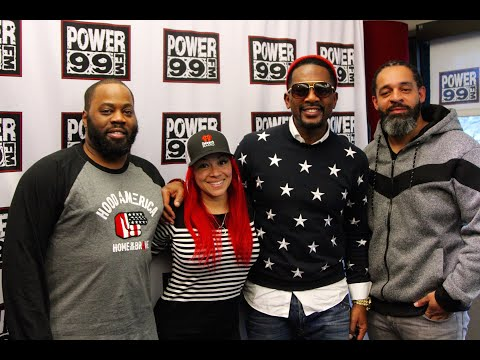 The Rise & Grind Morning Show - Bill Bellamy Stops By Rise & Grind to Talk R. Kelly, Kaepernick, & More!