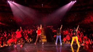 Backstreet Boys - All I Have to Give / We've Got It Goin' On  / Quit Playing Games