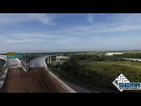 SEMA Construction, Inc. SR-417 Boggy Creek Interchange Orange County, FL