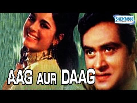 Aag Aur Daag is listed (or ranked) 30 on the list List of All Movies Released in 1970