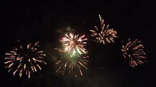 Chinese New Year 2017 Fireworks Singapore   Fireworks in Marina Bay, Singapore