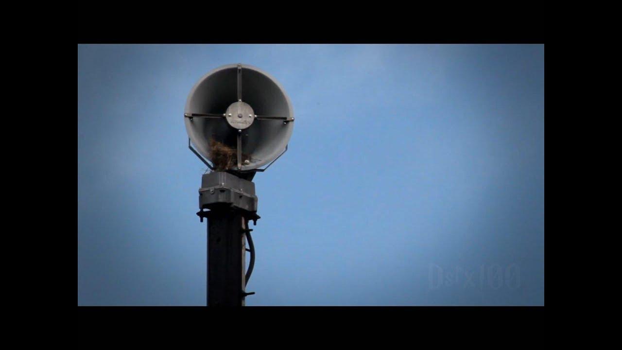 whelen hornet full alert poseyville in posey co tornado siren