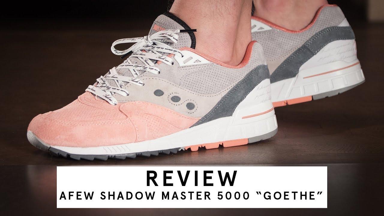 c6ac37ee0c7a Afew x Saucony Shadow Master 5000