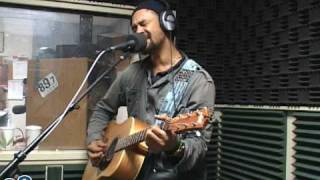 "Michael Franti and Spearhead - ""I Got Love For You"" Live at WTMD"
