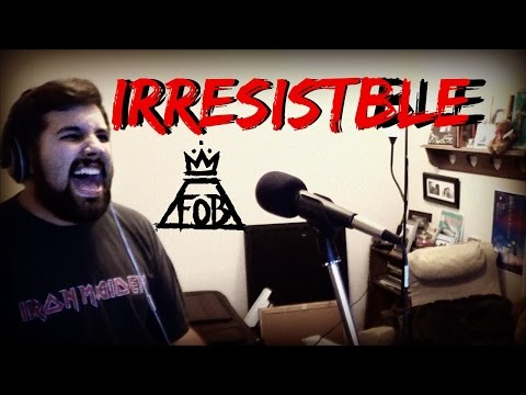 Irresistible (Fall Out Boy) - Caleb Hyles - Vocal Cover