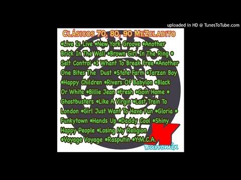 Clásicos 70 80 90 MeZcladito (Burromix)