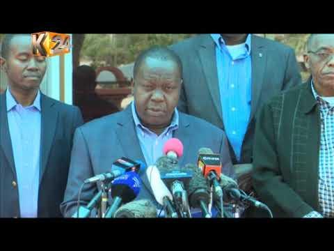 Acting Interior CS assures Kenyans of their safety