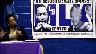 Loretta Lynch voter ID