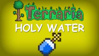 Terraria - Holy Water