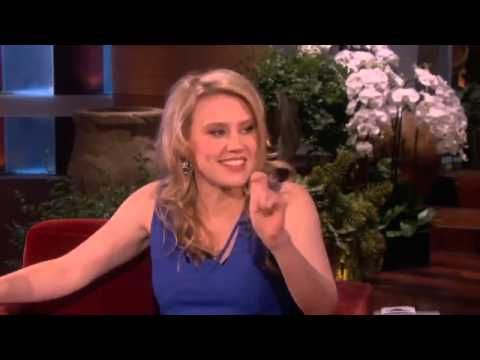 Kate McKinnon and Ellen Discuss Ellen Impressions on The Ellen ...