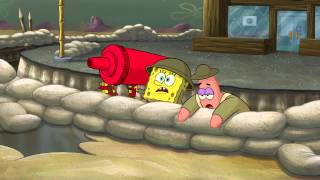 The Spongebob Movie Sponge Out Of Water Plankton VS Krusty Krab Team