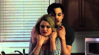Tiffany Michaela Jones and Edward Simon - Action Scene (written by CRF)
