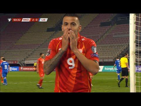 FYR Macedonia Liechtenstein Goals And Highlights