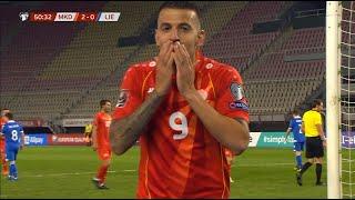 Makedonija vs Lihtenštajn 5:0 (Mar 28, 2021)   Golovi sa Utakmice HD   SPORT KLUB FUDBAL