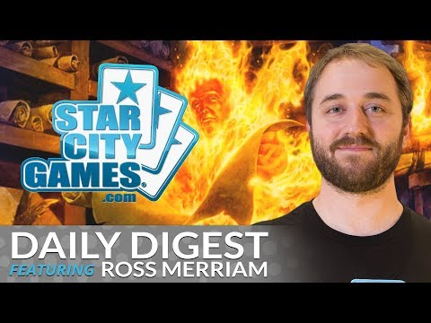 Daily Digest: R/B Hollow Call with Ross Merriam [Modern]
