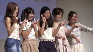 町田ご当地アイドル『ミラクルマーチ』のメンバーが誕生しました。