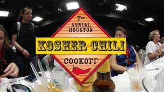 VR Foodie - Kosher Chili Cookoff 360 Video
