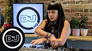 Fatima Hajji Brutal Techno DJ Set From DJ Mag HQ