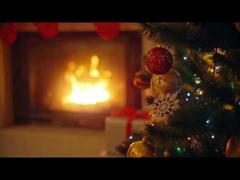 Leslie Odom Jr. - Please Come Home For Christmas (Yule Log)