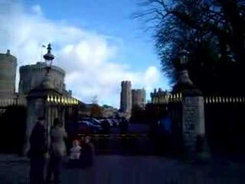 Zamek w Windsorze  Windsor Castle