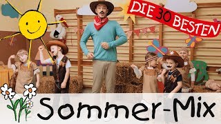 Kinderlieder Sommer-Mix - Singen, Tanzen und Bewegen || Kinderlieder