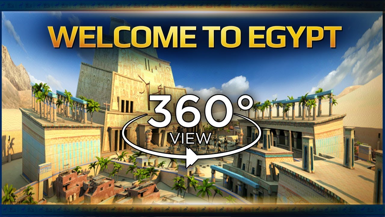 360 video egypt