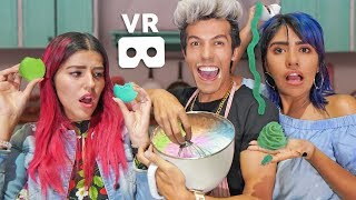 THE MOST DIFFICULT DESSERT OF THE WORLD VR180 | POLYNESIANS VLOGS
