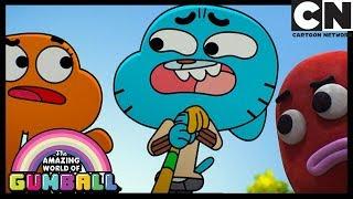 Gumball Türkçe | Hamle | Çizgi film | Cartoon Network Türkiye