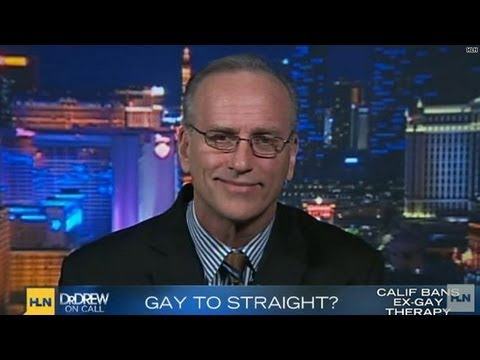 Can a gay person be changed by