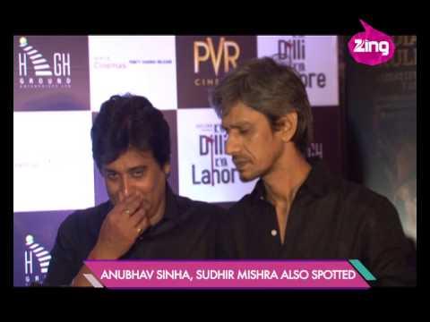 Gulzar Sahab impressed with the film - Kya Dilli Kya Lahore - Bollywood Life
