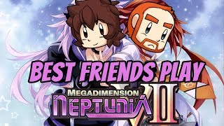 Best Friends Play Megadimension Neptunia VII