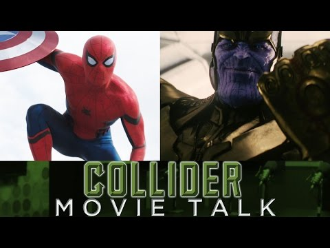 Spider-Man Confirmed For Avengers: Infinity War - Collider Movie Talk