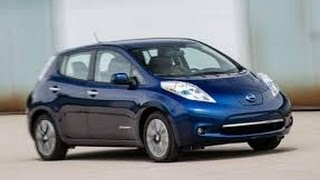 Nissan Leaf Commercial -Science Project