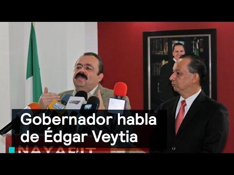 Gobernador de Nayarit habla de la detención de Édgar Veytia - Despierta con Loret