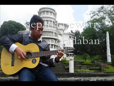 Cover Totalitas Perjuangan-Fingerstyle-Lagu Mahasiswa-Acoustic Guitar- Cover by Hengky