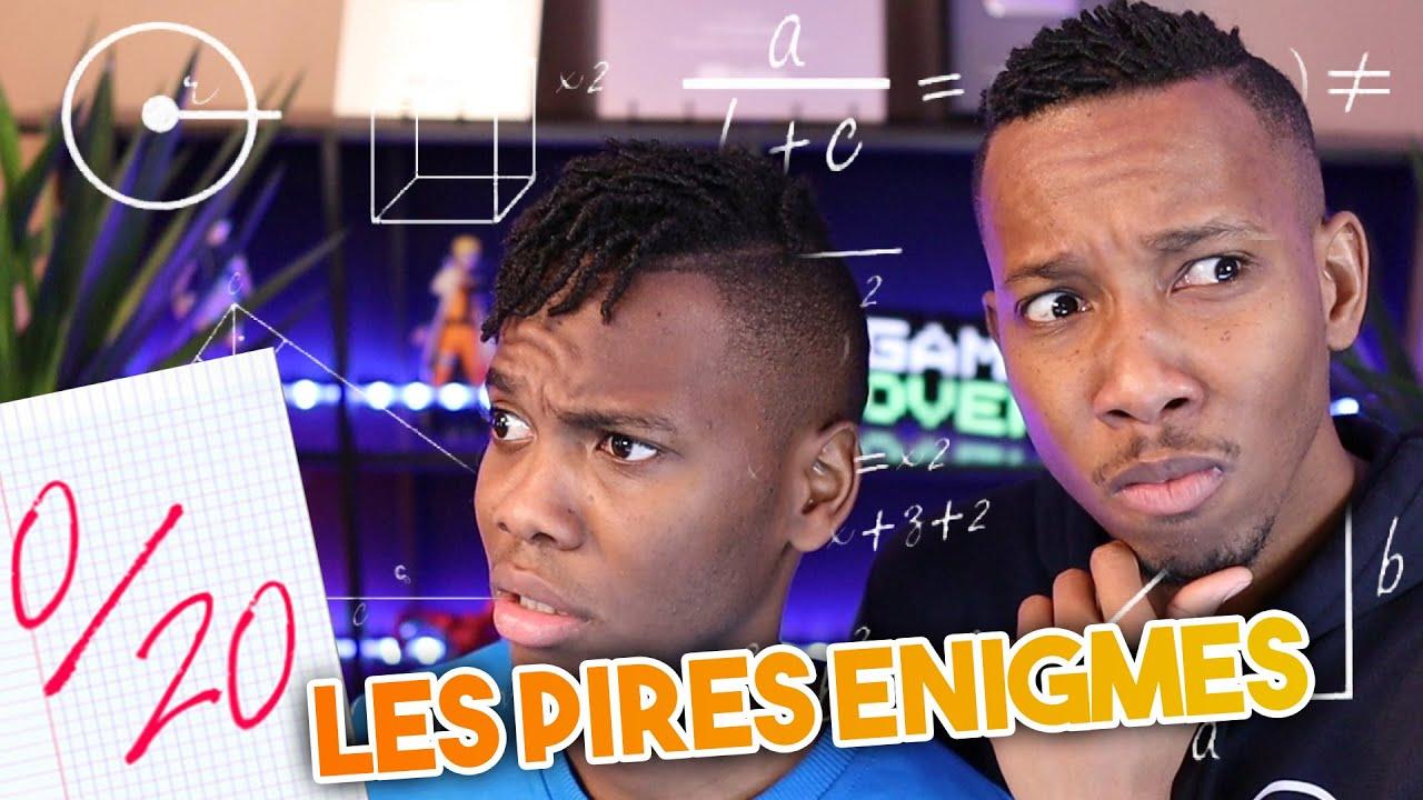 ON RÉSOUT LES PIRES ÉNIGMES  - Les Parodie Bros
