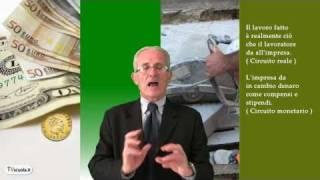 Economia 1_2. Il circuito economico: flussi reali e flussi monetari.