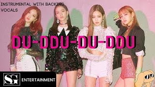 Gambar cover DU-DDU-DU-DDU (BLACKPINK) - Instrumenta with backing vocals | 심장골든