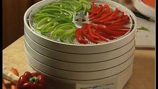 видео Сушилка для овощей. Обзор