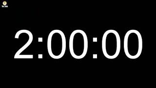 عداد تنازلي 2 ساعات