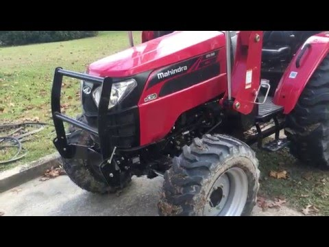 Under the Hood of the Mahindra 2538 - YouTube on international tractor fuse box, volvo tractor fuse box, branson tractor fuse box, ford tractor fuse box, kubota tractor fuse box, massey ferguson tractor fuse box,