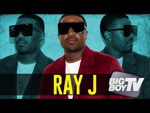 Home Grown Radio - Ray J on His Upcoming Holiday Movie, Being a Dad, Love & Hip Hop + More
