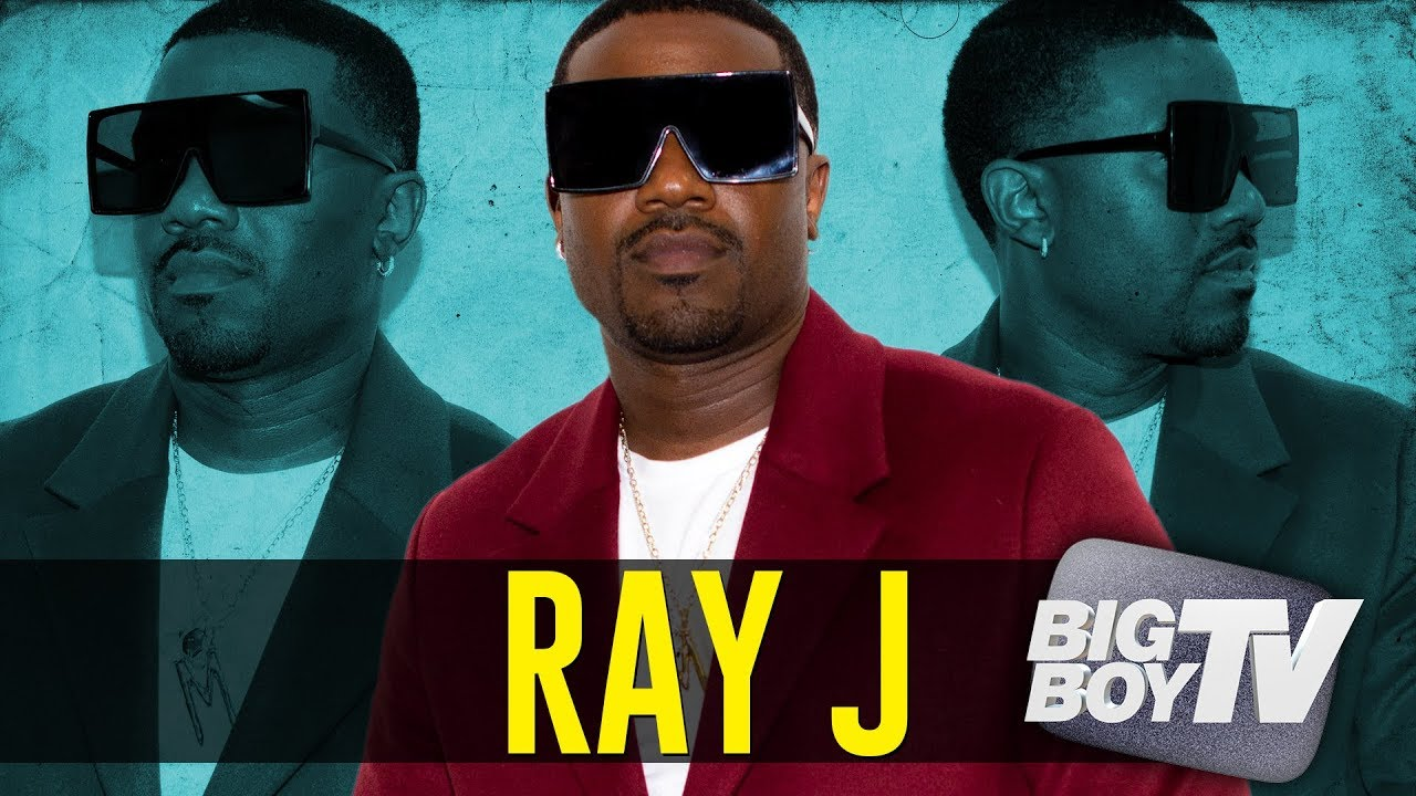 Ray J on His Upcoming Holiday Movie, Being a Dad, Love & Hip Hop + More!
