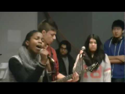 One World Chancella band