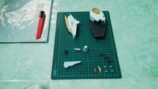Making of Dino Minder Papercraft