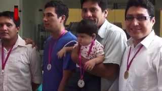 Reconocimiento del Equipo Basketball de Iquitos